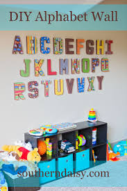 best 25 alphabet wall ideas on pinterest playroom decor