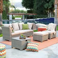 Wicker Patio Table Set Patio Ideas Conversation Sets Patio Furniture Clearance Home