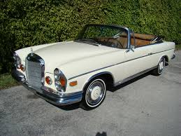 classic mercedes convertible 1962 mercedes benz 300se cabriolet for sale