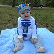r2d2 halloween costumes diy darth vader and baby r2d2 costumes two girls blog