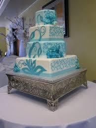 17 best tiffany blue wedding images on pinterest wedding cakes