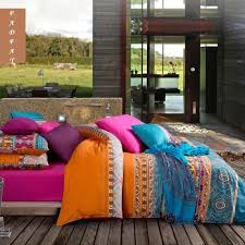 Cotton Queen Duvet Cover Best 25 Bohemian Duvet Cover Ideas On Pinterest Urban Chic