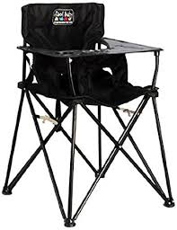 Bye Bye Baby High Chairs Amazon Com Ciao Baby Portable High Chair Black Chair