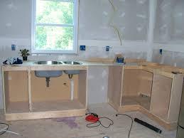 Build Kitchen Cabinet Kitchen Cabinets Diy Build Kitchen Cabinets How To Build Kitchen