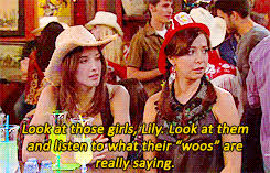 Woo Girls Meme - and ted how i met your mother