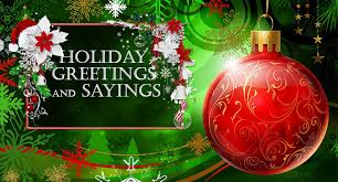 holiday greetings sayings