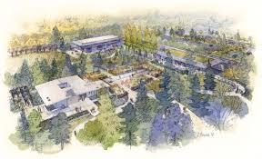 Botanical Garden Chapel Hill by Gallery Of Bellevue Botanical Garden Olson Kundig Architects 2