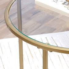 Mango Wood Side Table Small Round Side Table With Glass Top Round Wood Side Table Nz