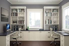 Home Office Furniture For Two Two Person Desk Design Ideas For Your Home Office Desks Modern