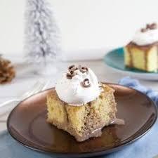 irresistible receta de pastel de tres leches marmoleado vanilla
