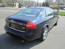 Audi A 6 2003 Audi A6 3 0 2003 Technical Specifications Interior And Exterior