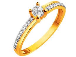 apart pierscionki złoty pierścionek wzór p 887 01 apart engagemend ring