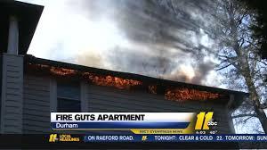 fire damages durham apartment complex abc11 com