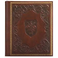 leather bound wedding albums handmade italian leather bound photo album wedding