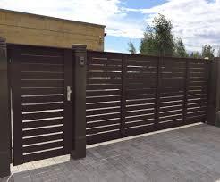 fence sliding fence gate pleasing sliding cedar fence gate