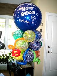 birthday balloon arrangements balloon bouquet ideas balloons n party decorations orange county