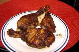 cuisine jamaicaine poulet ou porc jamaïque de nell recettes