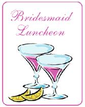 bridesmaid luncheon invitation free bridesmaid luncheon printable invitations templates