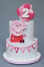 peppa pig cake peppa pig cake hill cakes