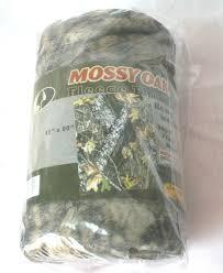 Mossy Oak Bedding Mossy Oak Camouflage Fleece Blanket Throw