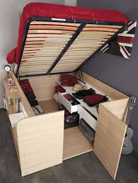 Furniture Bed Design 2016 Clever Bed Designs With Integrated Storage For Max Efficiency