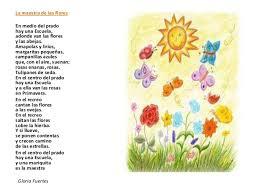 imagenes con flores azules dia de la maestra poesías de primavera