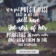 jesus quotes gratitude if a puts christ first in her life she u0027ll have the rest of