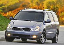 luxury minivan kia sedona minivan won u0027t return for 2013 2014 replacement likely