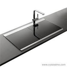 evier cuisine noir 1 bac evier cuisine bac noir idées de décoration capreol us