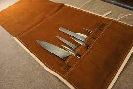 chef knife pouch i donu0027t believe in a full set of 12 knives a