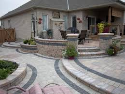 Patio Stones Kitchener Interlocking Pavers Gallery Grand River Natural Stone Ltd
