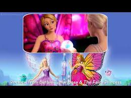 barbie mariposa fairy princess sneak peak 2 barbie