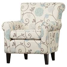 Blue And White Accent Chair Accent Chairs Joss