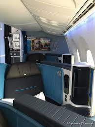 Klm Economy Comfort Klm U0027s Boeing 787 9 Dreamliner Makes Inaugural Flight To San