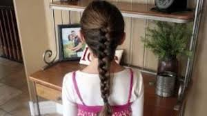 cute girl hairstyles how to french braid twisted rope french braid hair tutorial cute girls hairstyles