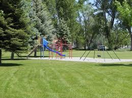 dietrich idaho city playground at the park
