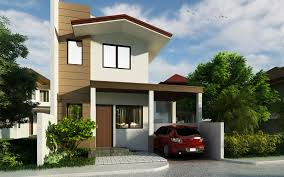 two storey house chikita small two storey house house designs