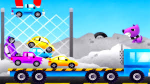 waptrick police cars for kids cartoons spiderman games 2017