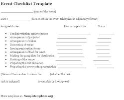 Conference Coordinator Resume Sample Event Planning Event Planning Templates 9 Event Timeline