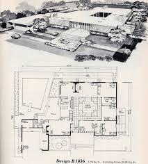 Mid Century House Plans 63 Best Architecture Images On Pinterest House Floor Plans