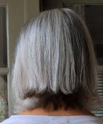 black layered crown hair styles the silver fox stunning gray hair styles bellatory