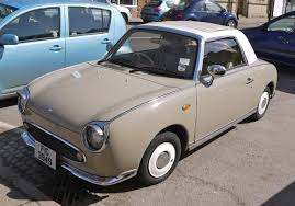 nissan figaro for sale gtp cool wall 1991 nissan figaro page 2