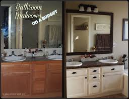Before After Bathroom Makeovers - bathroom makeovers before and after quick u0026 simple