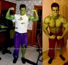 Avengers Halloween Costume Incredible Incredible Hulk Avengers Costume Avengers