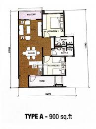 Saujana Residency Floor Plan Condo For Sale At Platinum Lake Pv13 Setapak For Rm 480 000 By