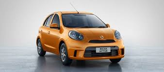 nissan orange nissan micra active specifications price mileage pics review