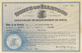 Birth Certificate Letter Sle Replacing A Birth Certificate In Ny Best Design Sertificate 2017