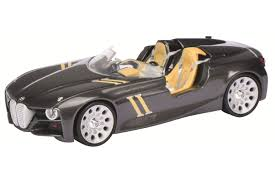 bmw model car bmw 328 hommage in black in 1 43 scale by schuco diecast model