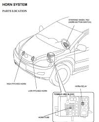 where is the rx330 horn relay clublexus lexus forum discussion