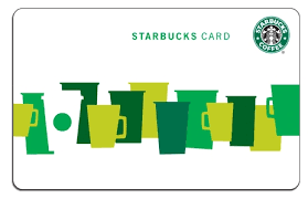 starbuck gift cards 3 books sbux letter ink a planner and more enter to